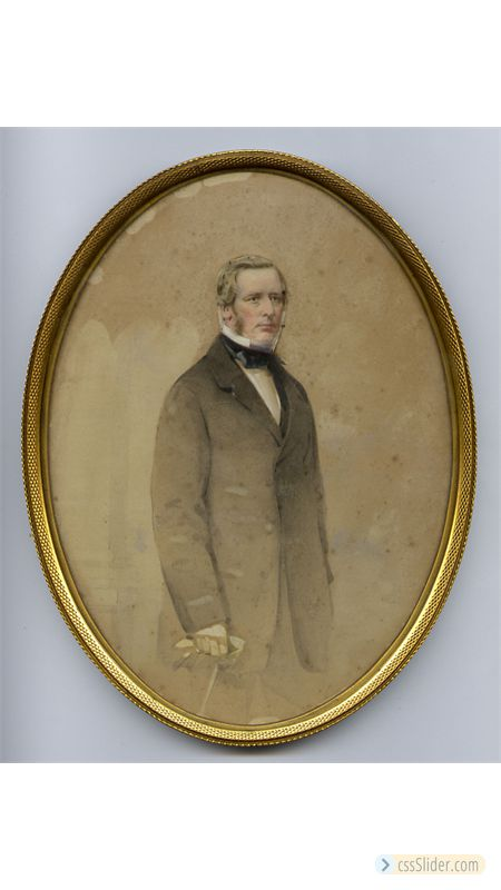 Richard Bassett Wilson of Cliffe Hall (1806-1867)